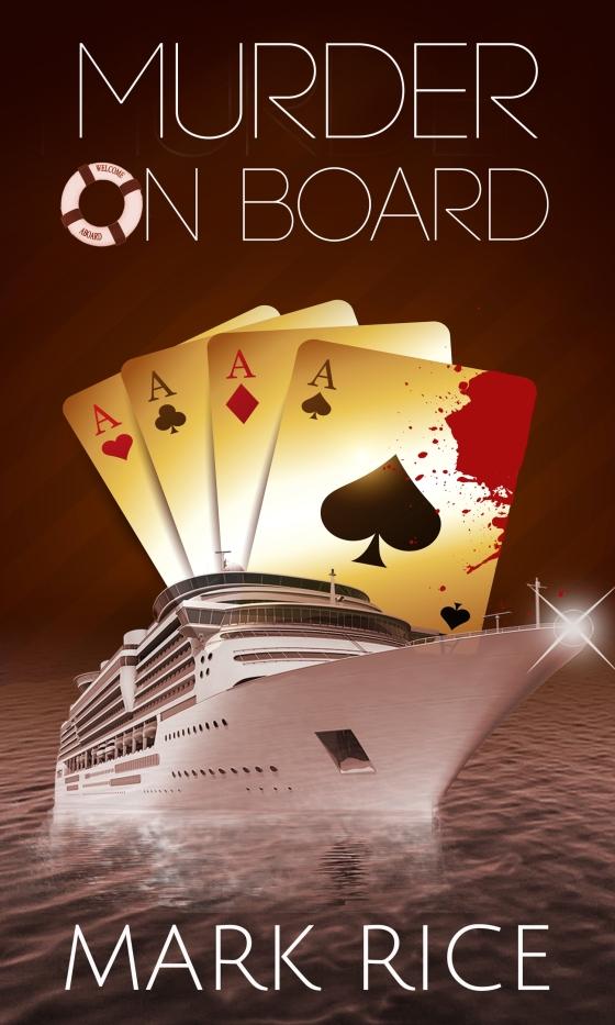 Maritime Crime Fiction Thriller